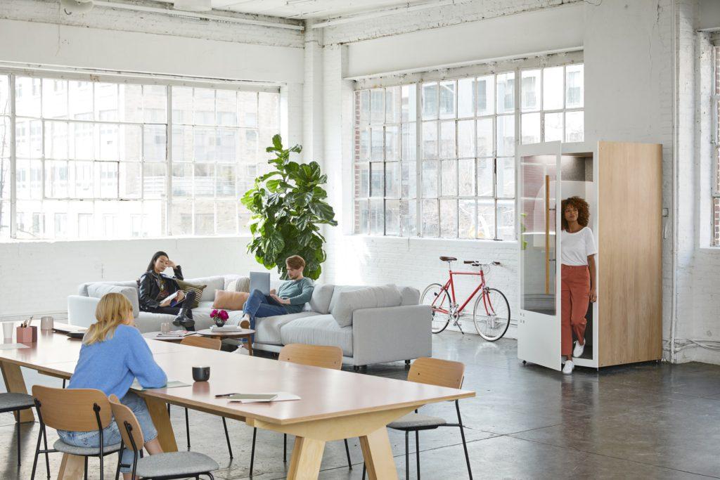 Coworking spaces blijven toenemen in populariteit